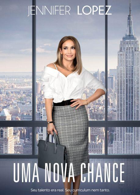 Uma Nova Chance Comedia Romantica Com Jennifer Lopez No Estilo