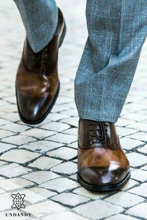 Undandy Custom Made Handcrafted Dress Shoes for Men