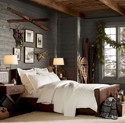 25 Beautiful Rustic Bedroom Decor Ideas For Comfortable Sleep ...