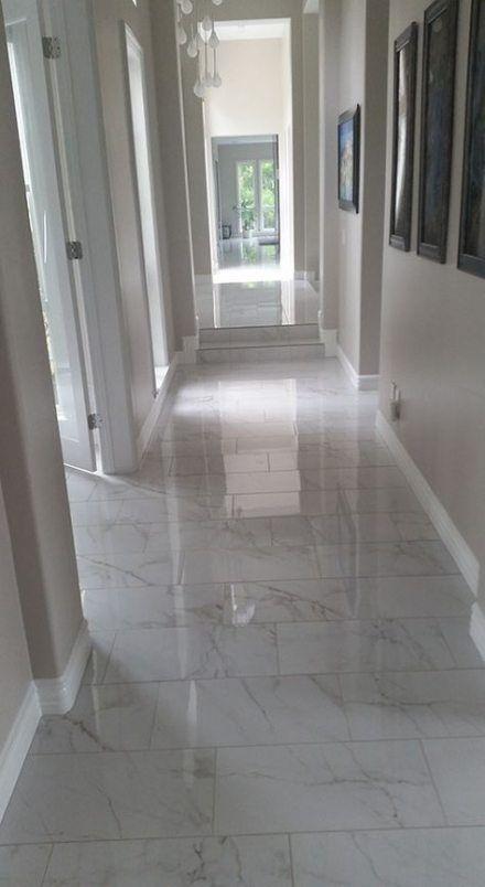 40 Ideas Bath Room Floor Pattern Hallways Tile Floor Foyer Flooring House Flooring