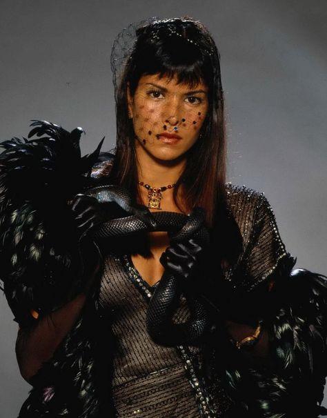 Meela Nais / Anck-Su-Namun - Patricia Velasquez - The