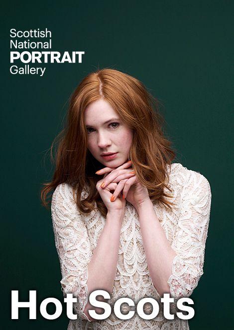 Redhead photo exhibits
