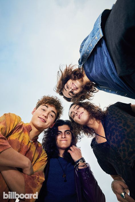 Chartbreaker: Greta Van Fleet on Led Zeppelin's Influence and 'Living In the Resurgence of Rock'