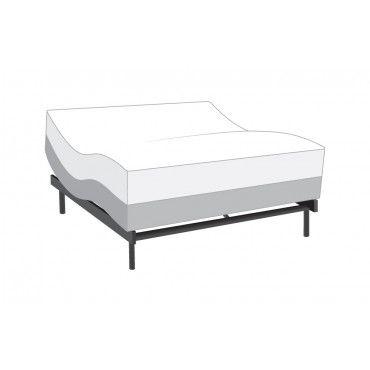 Power Bob Adjustable Bed With Mybob Gel Gel Mattress Mattress Sets Adjustable Beds