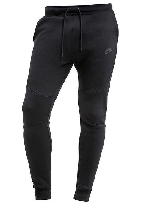4b78a8b99e8a84 TECH JOGGER - Jogginghose - black   Zalando.de 🛒