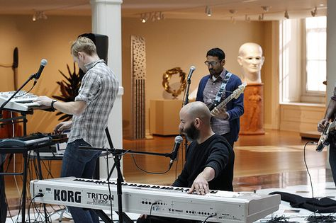 Black Hills performed at the Luce Foundation Center on 10/27/13.