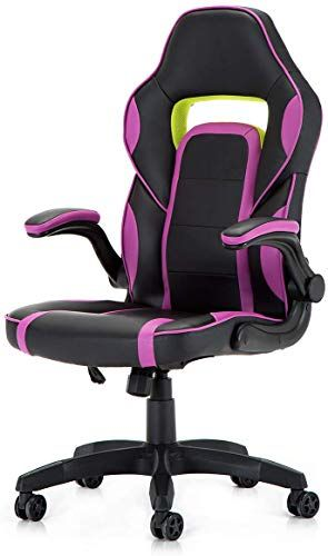 Enjoy Exclusive For Racing Style Pu Leather Gaming Chair