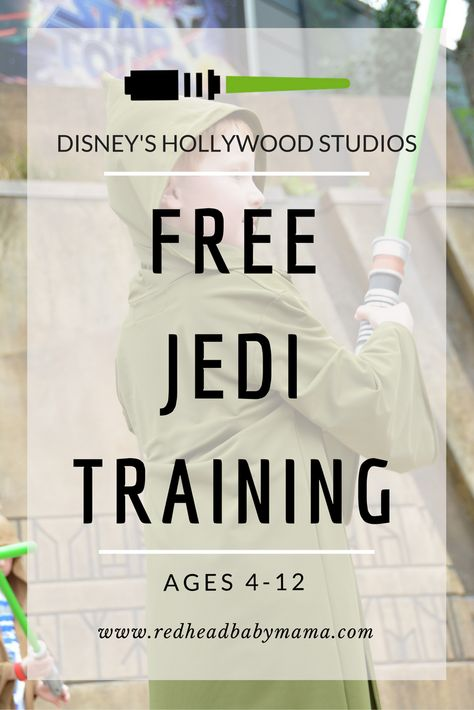 What to Expect for Disney's Jedi Training - Redhead Baby Mama | Atlanta Blogger