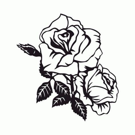 Rosas Para Dibujar Jar Java Games Bianco E Nero