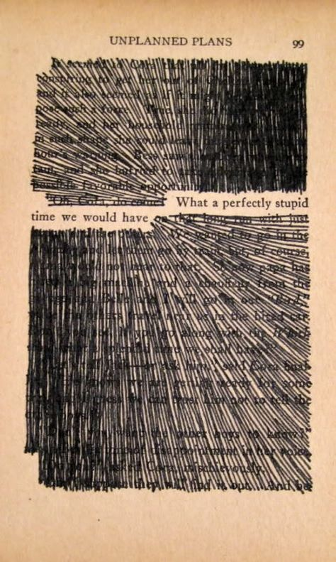 Did blackout poetry today! April 2014 xc {scribble around your favorite quote in a book and frame it} Book And Frame, Blackout Poetry, Crafty Craft, Art Plastique, Altered Books, Altered Book Art, Diy Art, Making Ideas, Illustration