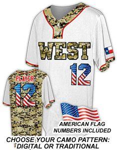 63fa528e Baseball Teams, Basketball, Softball Uniforms, Camo, Mens Tops, Design,  Camouflage