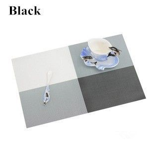 Square Placemats Dining Tables Place Mats Pad Tableware Utensil Restaurant  Catering | Products