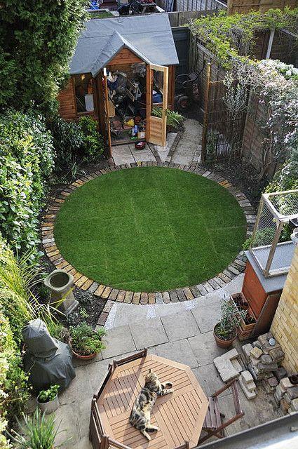 Small Garden Ideas In 2020 Backyard Garden Design Backyard Small Backyard Landscaping