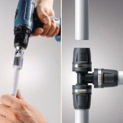 Plomberie Les Differentes Interventions Sur Un Reseau Existant Plomberie Trucs Et Astuces Plombier