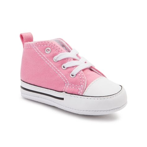 5b4d7864298fef Infant Converse Chuck Taylor First Star Sneaker