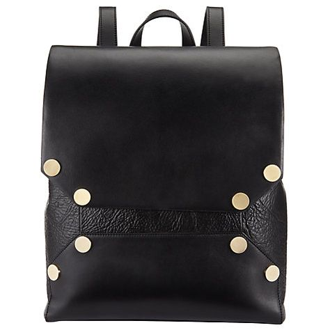 abed9cf0693f Buy Kin by John Lewis Luna Leather Backpack