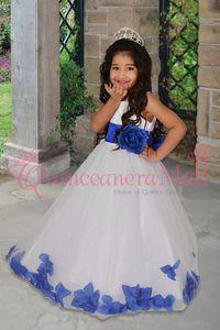 MAGICAL FLOWER GIRL DRESS #FGD029RB