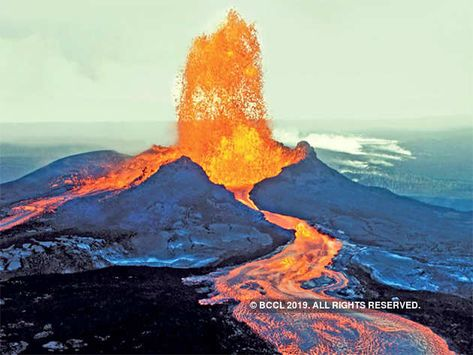 active volcanoes: Some of the world's fearsome active