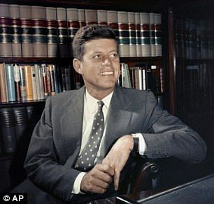 Photo of Legacy of JFK celebrated on his centennial