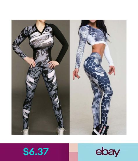 Athletic Pants   Leggings  ebay  Fashion  d9effa94f47