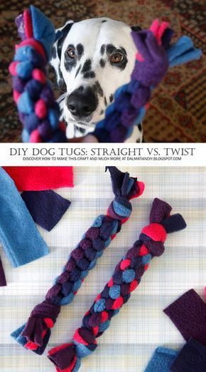 Basic Box Knot Vs Twisted Box Knot Diy Dog Tug Toys Diy Dog