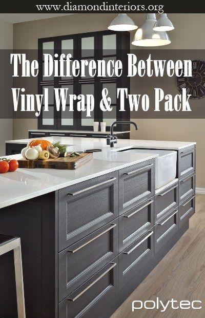 Vinyl Wrap Kitchen, How Do You Apply Vinyl Wrap To Kitchen Cabinets