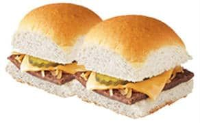 graphic about White Castle Printable Coupons named 2 Free of charge Authentic Sliders with Cheese at White Castle