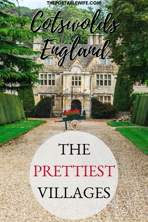 This Cotswolds day trip itinerary showcases the prettiest villages in the Cotswolds, including Castle Combe and Painswick. Scotland Travel Guide, Europe Travel Guide, British Holidays, Uk Destinations, Castle Combe, New England Travel, Beach Trip, Beach Travel, Travel Uk