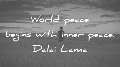 140 Peace Quotes That Will Inspire Unity In The World Peace And Love Quotes World Peace Quotes Peace Quotes
