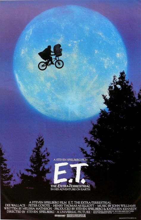 E.T. the Extra-Terrestrial (1982) starring Dee Wallace, Peter Coyote, Henry…
