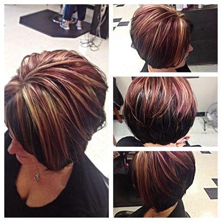 18 Short Hairstyles For Women Over 40 Mit Bildern Frisuren