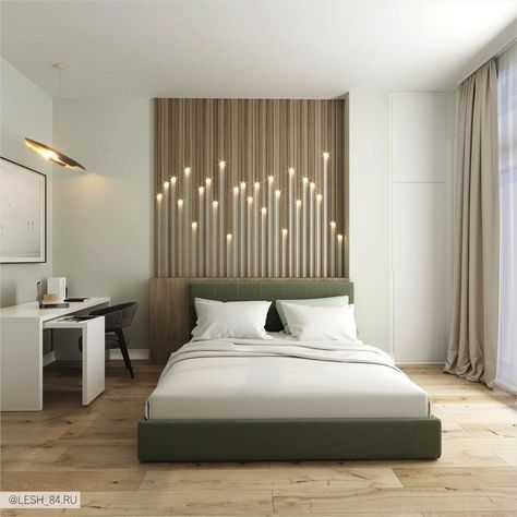 Wall Paneling Ideas Design Beds 52 Ideas Bedroom Wall Designs Bedroom Interior Bedroom Bed Design