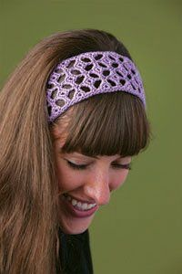 This is a nice free crochet headband pattern so easy only takes crochet lace is the perfect technique for crochet headbands ellas headband media crochet dt1010fo