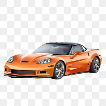 Orange Red Car Fashion Simulation Car Illustration Car Clipart Png Simulation Realistic Png Transparent Clipart Image And Psd File For Free Download Car Illustration Red Car Car