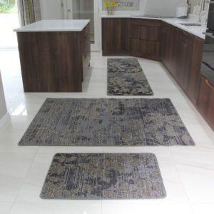 Rubber Backed Kitchen Floor Mats