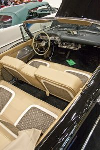 57 Thunderbird Interior Classic Cars Design This Pinterest