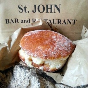 Visit the Spitafields branch to snag the best bacon sandwich ever - or pick up a donut elsewhere.  St John, EC1   26 Utterly Delicious Brunch Places In London