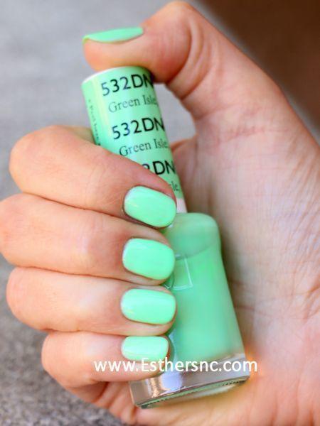 Green Isle Mn >> Daisy Gel Polish Green Isle Mn 532 In 2019 Green Nails