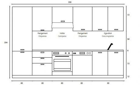 Hoogte Werkblad Keuken.Keukenkast Hoogte Indrukwekkend Keuken Keuken Hoogte