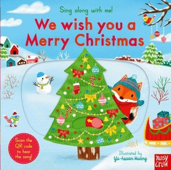We Wish You A Merry Christmas In Illustrated Song Christmas Christmas Lyrics Christmas Aesthetic