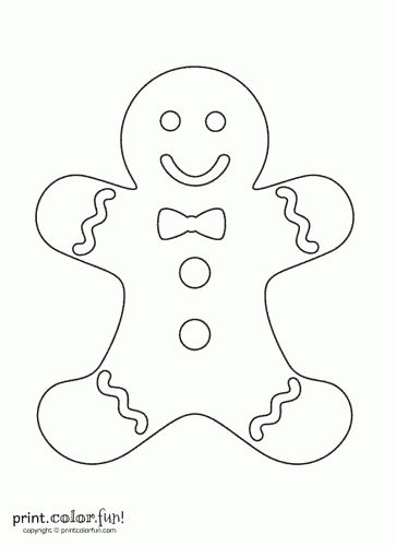 Gingerbread Man  Felt    Gingerbread Man Gingerbread