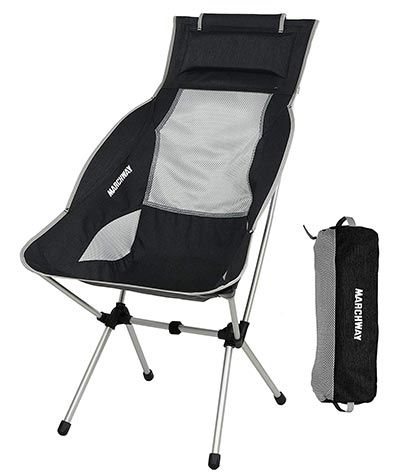 Pleasing Top 10 Best Portable Camping Chairs In 2019 Reviews Gmtry Best Dining Table And Chair Ideas Images Gmtryco