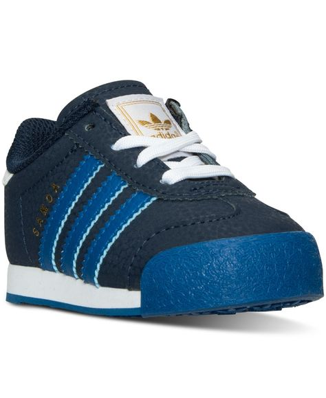 0d325a5a135c adidas Toddler Boys  Samoa Casual Sneakers from Finish Line