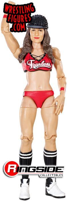 WWE Eva Marie total divas de base nouvelle série 43 mattel # 50 wrestling action figure