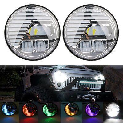Bluetooth Rgb Halo Lights For
