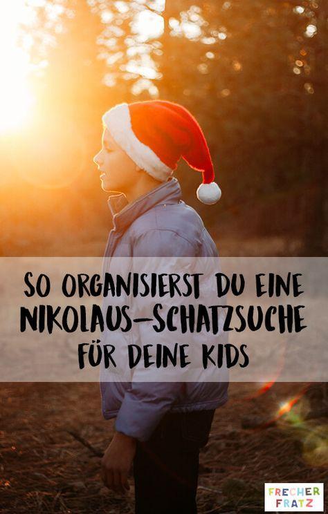 Nikolaus Mit Den Kids Mal Anders Feiern Mit Einer Nikolaus