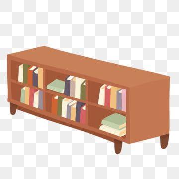 Estudio Libro Estante Librero Dibujos Animados Aprender Mueble Png Y Psd Para Descargar Gratis Pngtree Muebles Escritorio De Estudio Gabinetes Pintados