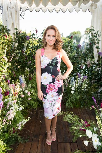 Actress Anna Camp attends the Ted Baker London A/W '18 launch event at Petit Ermitage.