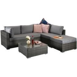 5 Seater Sofa Set Saffy Made Of Rattan Hokku Designs 5seater Designs Hokku Rattan Saffy Set Sofa In 2020 Rattan Sofa Cushions On Sofa Sofa Set