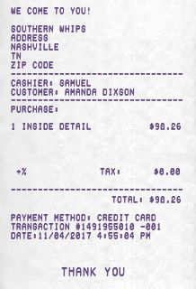 Create Receipts Free Prepossessing Samuel Robinson Samuel7217 On Pinterest